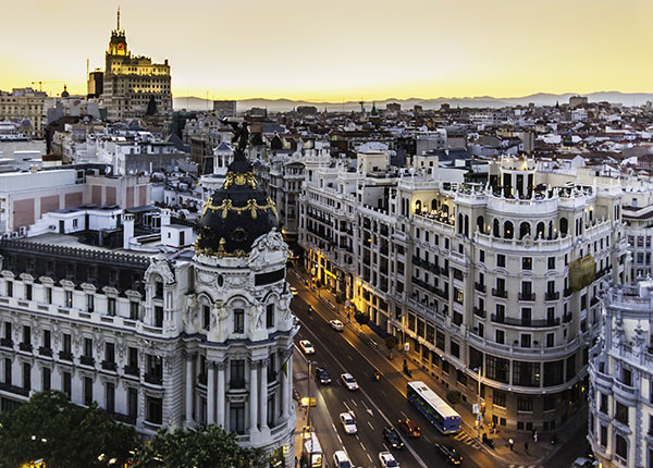 Hotels Elegance Madrid